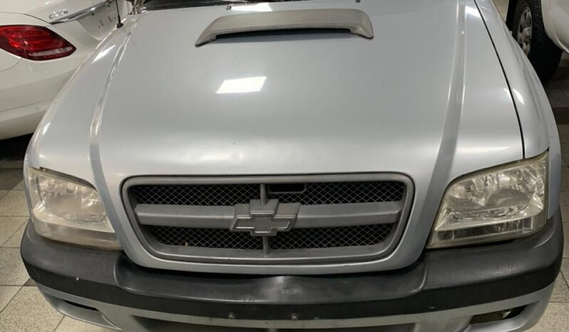 Chevrolet S-10 DLX 4×2  DC 2.8 MWM lleno