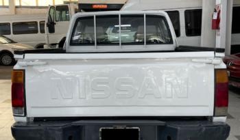 Nissan Doble Cabina 1997 lleno