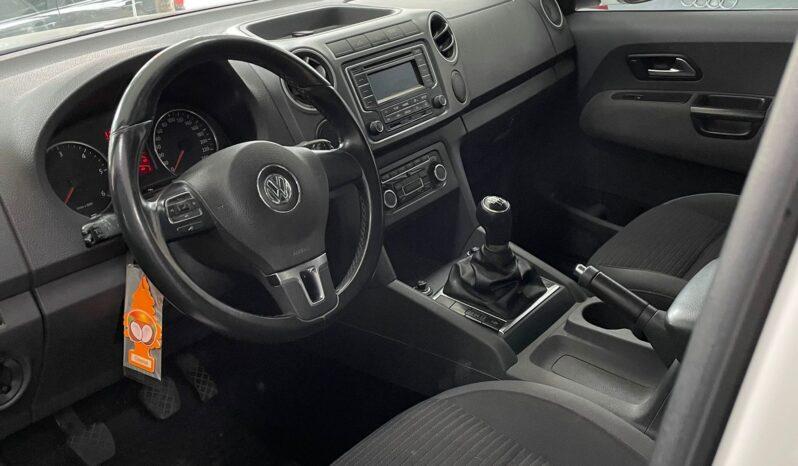 Volkswagen Amarok Highline 4×4 lleno